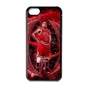 C-EUR Print Derrick Rose Pattern Hard Case For Sumsung Galaxy S4 I9500 Cover