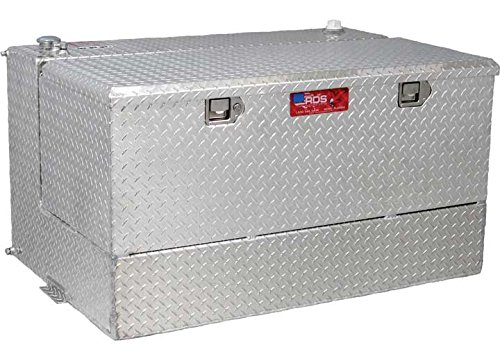 RDS MFG INC 71799 97 Gallon Transfer Auxiliary Fuel Tank/Toolbox Combo by RDS MFG INC