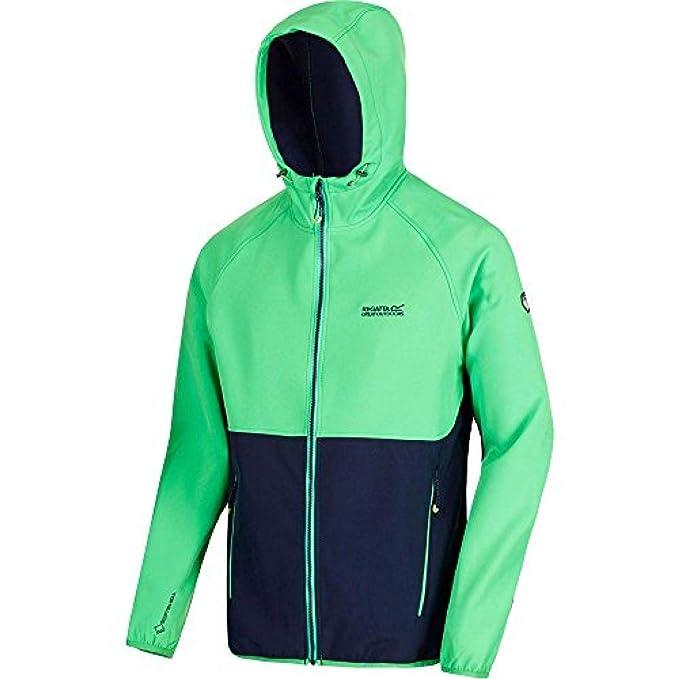 Regatta Arec II Softshell Jacket at Amazon Mens Clothing store