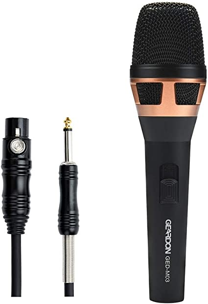 Shure PGA48-XLR Handheld Live Stage Performance Dynamic Vocal Microphone