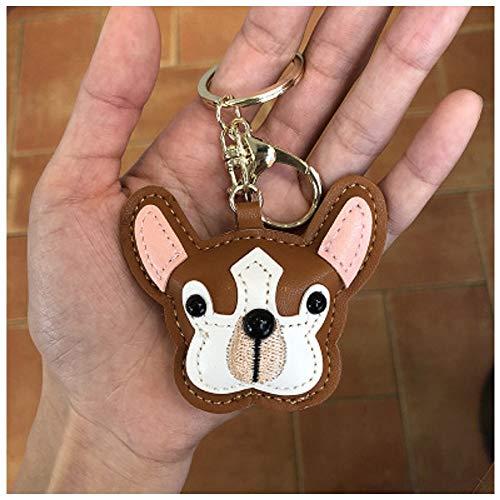 french bulldog key ring - 9