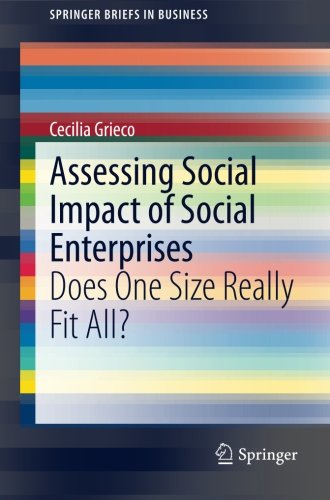 Assessing Social Impact of Social Enterprises: Does One Size Really Fit All? (SpringerBriefs in Business)