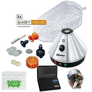 Premium Volcano Vaporizer Classic w Easy Valve Kit...