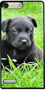 Funda para Huawei AscendP7 Mini - Perro Mono by WonderfulDreamPicture
