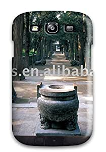 Viktoria Metzner's Shop 3705460K75786291 High Grade Flexible Tpu Case For Galaxy S3 - Artistic Traditional Chinese Style Wall Murals Look