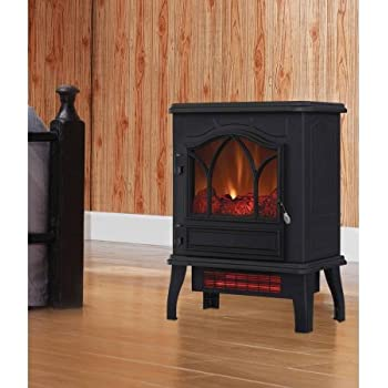 Amazon Com Electric Infrared Quartz Stove Heater 5 200