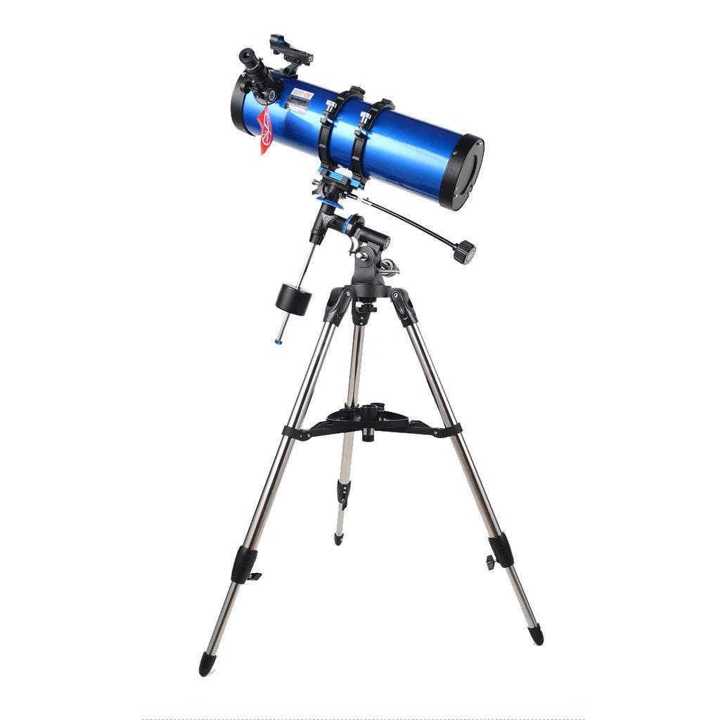 GCHOME Telescopio astronómico, Entrada reflexiva de Estudiantes en HD observación de Estrellas observación de Espacio Profundo telescopio de Gran Aumento en el Espacio Profundo