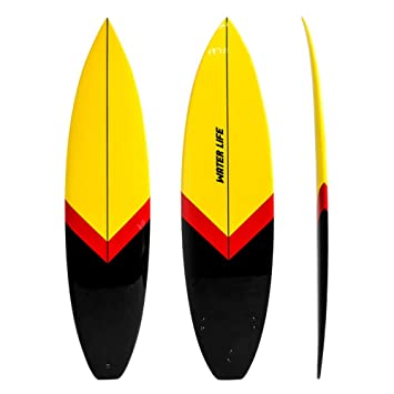 KEXI Tablero de Surf-Tabla de Surf Stand-up Wave Board Master Junta de