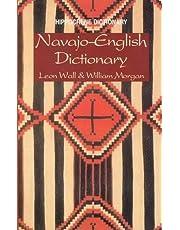 Navajo-English Dictionary