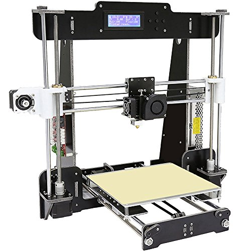 Auto-Levelling-Aluminum-Composite-Anet-A8-Prusa-i3-DIY-3D-Printer-Prints-ABS-PLA-and-Lots-More