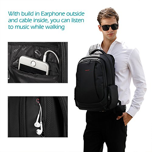 Uoobag Tigernu Series Business Laptop Backpack Slim Anti
