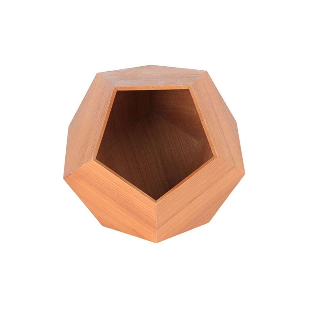 Amazon.com : Portable Outdoor/Indoor Cat Shelter For Feral Cat, Wooden Cat House Cat Nest Pet Beds Geometric Pet Cave Pet Cave Puppy Bed : Pet Supplies