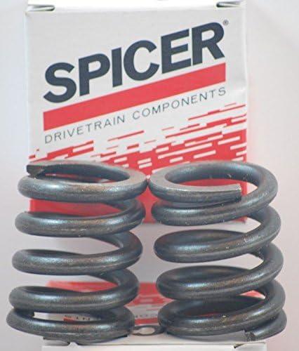 Set Of 2 Dana Spicer King Pin Upper spring For Dana 60
