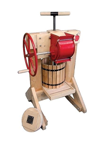 Cider Press For Sale >> Pioneer Cider Press Grinder By Happy Valley