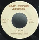 Yellow Brick Road - Lovin You/Retail Sale 7