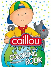 Caillou Coloring Book: Coloring Book, For Kids Ages 4-8 , 8-12, Gift For Kids, Crafts For Boys and Girls, 30 Pages