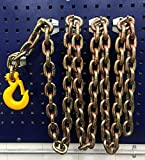 5 Star Heavy Duty AUTO Body Frame Machine Pulling Chain 11 FEET Long