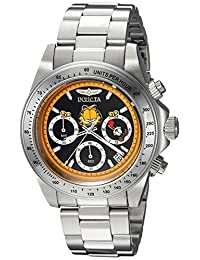 Invicta Men's Character Quartz Chronoograph 200m Stainless Steel Watch 24889