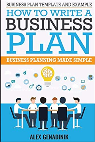 Business Plan Template And Example How To Write A Business