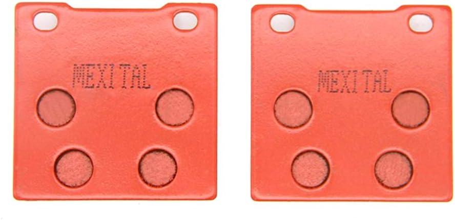 //ZZR 1200 //ZZR 1100 ZX 1100 89-90 ZX 1200 C 91-94 //ZXR 400 R ZX 400 MEXITAL Bremsbel/äge Hinten f/ür ZXR 400 02-04 93-01 //ZXR 750 ZX 750 Ninja ZX-7 ZX-7R 89-95