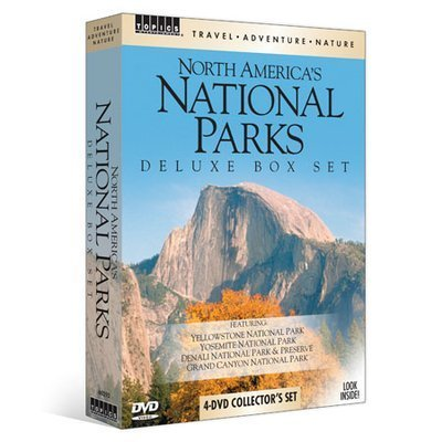 - North America's National Parks Deluxe Box Set