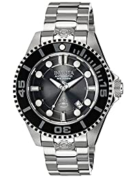 Invicta Men's 'Pro Diver' Automatic Stainless Steel Casual Watch, Color: Silver-Toned (Model: 19800)