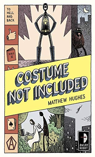 Costume Not Included: To Hell and Back,
