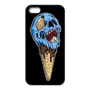 iPhone 5,5S Case Zombie, Phone Case For Iphone 5s Panda Bear, {Black} 6229388337919