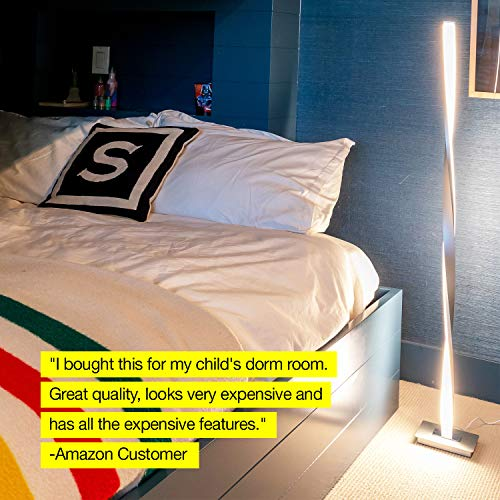 Brightech Helix Led Floor Lamp