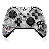 Brooklyn Nets Xbox One Elite Controller Skin - Brooklyn Nets Digi Camo | NBA & Skinit Skin