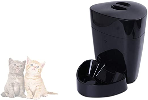 Simis Alimentador automático para Gatos, Control científico ...