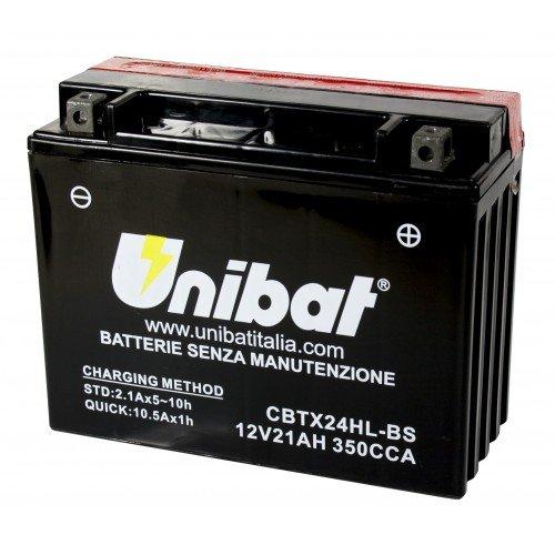 Unibat Cbtx24hl Bs Battery  Europes Leading Power Sports Battery   Maintenance Free