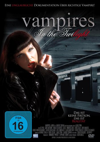 Vampires in the Twilight ( Vampyres ) [ NON-USA FORMAT, PAL, Reg.0 Import - Germany - Vampire Picks