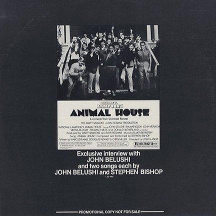 National Lampoon's Animal House - John Belushi interview