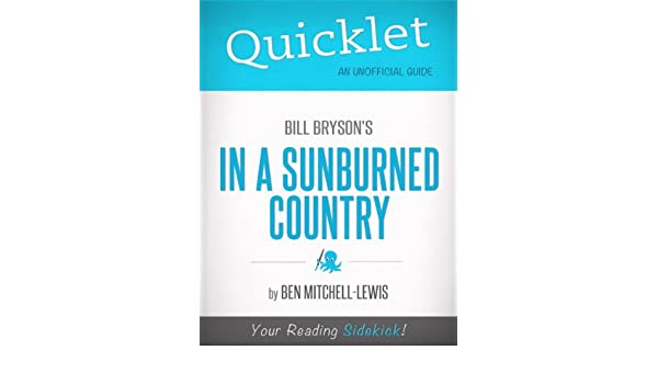 Amazon quicklet on bill brysons in a sunburned country amazon quicklet on bill brysons in a sunburned country cliffnotes like summary ebook ben mitchell lewis kindle store fandeluxe Images