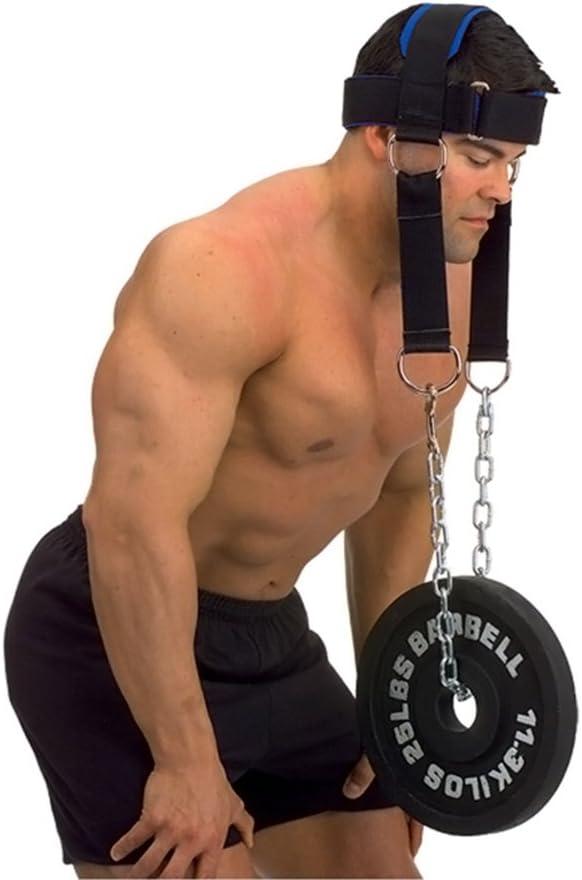 lzndeal harnais de t/ête pour le cou exercices de musculation