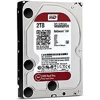 WD Red Pro 2TB 3.5-Inch SATA III 7200rpm 64MB Cache NAS Internal Hard Drive (WD2002FFSX)