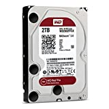 Western Digital Red Pro 2TB 3.5-Inch SATA III 7200rpm 64MB Cache NAS Internal Hard Drive (WD2002FFSX)