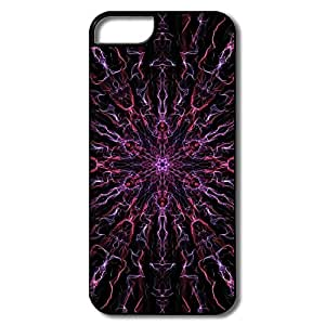Customize Protective Plastic And Aluminum Shockproof Artistic Iphone 5s Case