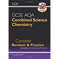 New 9-1 GCSE Combined Science: Chemistry AQA Higher Complete Revision & Practice with Online Edition (CGP GCSE Combined Science 9-1 Revision)