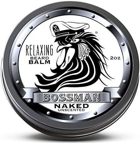 Bossman Beard Balm Naked product image
