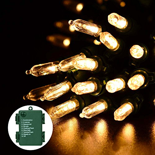 Operated Christmas Waterproof Lighting Decorations product image