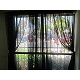 Amazon Com Ikea Solveig Window Panel Curtain Blackout