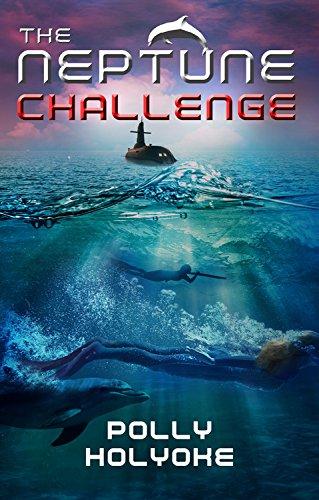 The Neptune Challenge [Polly Holyoke] (Tapa Blanda)