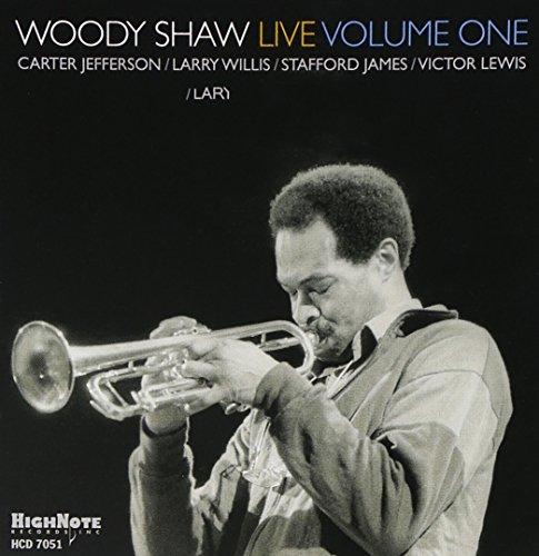 UPC 632375705121, Woody Shaw Live 1