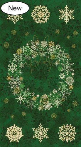 Wreath Fabric Panel (23.5