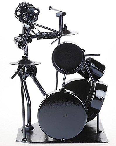 Fascinations Metal Earth Drum Set Metal Model - Online Ferrari Shopping
