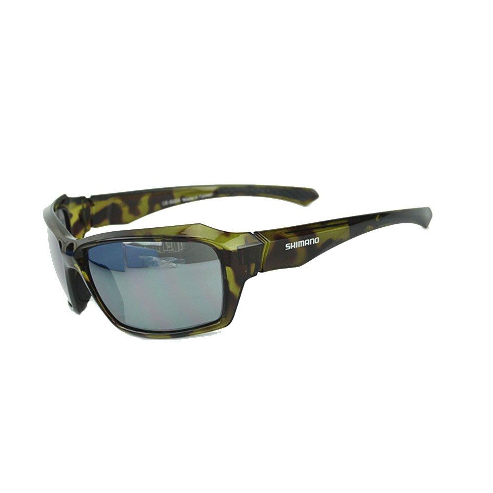 偏光サングラス メンズ 自転車 メガネ 自転車 変色 メガネ 大人 アウトドア メガネ アウトドア乗り愛好家に適しています。 運転 自転車 釣り テニス スキー ランニング ゴルフ (色 : 緑)  緑 B07PBTLK1W