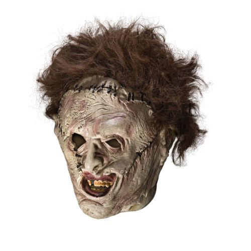 Child Halloween Michael Myers Mask with Wig by Rubie's (Halloween 1 1978 Mask)