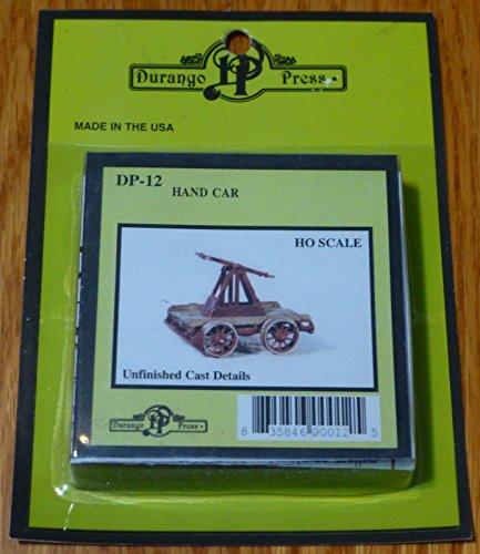 HO Scale Hand Car -